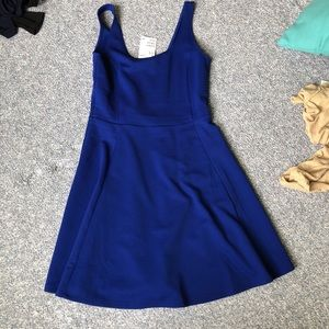 Blue dress never worn, from H&M